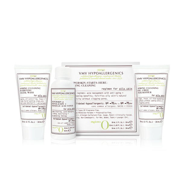 VMV Hypoallergenics Saladbox FRESH START Superskin-Starts-Here Set