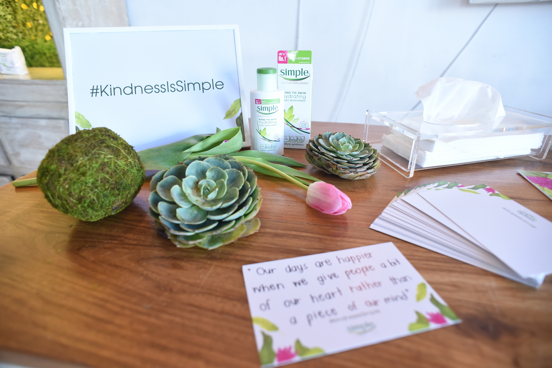 #KindnessIsSimple 2